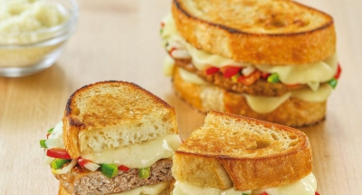 Italian Classic Grilled Cheese - Galbani Cheese