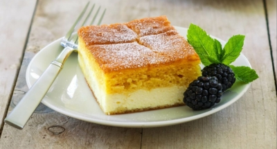 Italian Yellow Cake - Galbani Cheese
