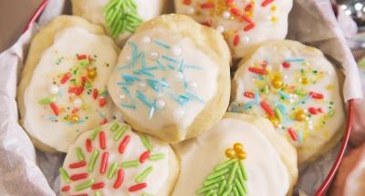 Ricotta Holiday Cookies - Galbani Cheese