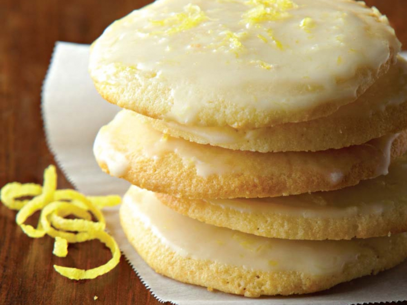 Lemon Ricotta Cookies - Galbani Cheese