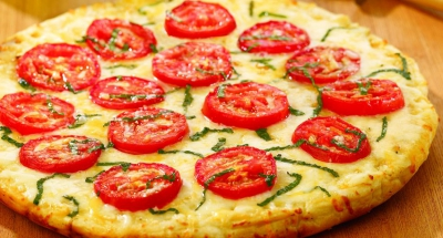 Margherita Pizza - Galbani Cheese