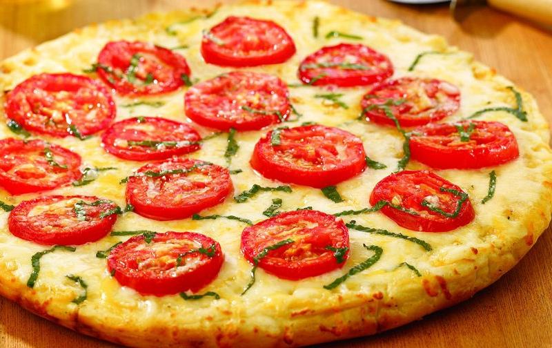 Margherita Pizza - Galbani Cheese