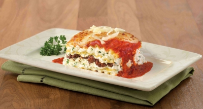 Meat & Cheese Lasagna - Galbani Cheese