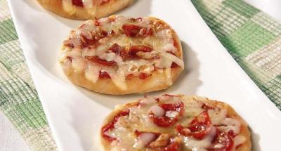 Petite Pepperoni Pizza - Galbani Cheese