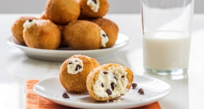 Cannoli Donuts - Galbani Cheese