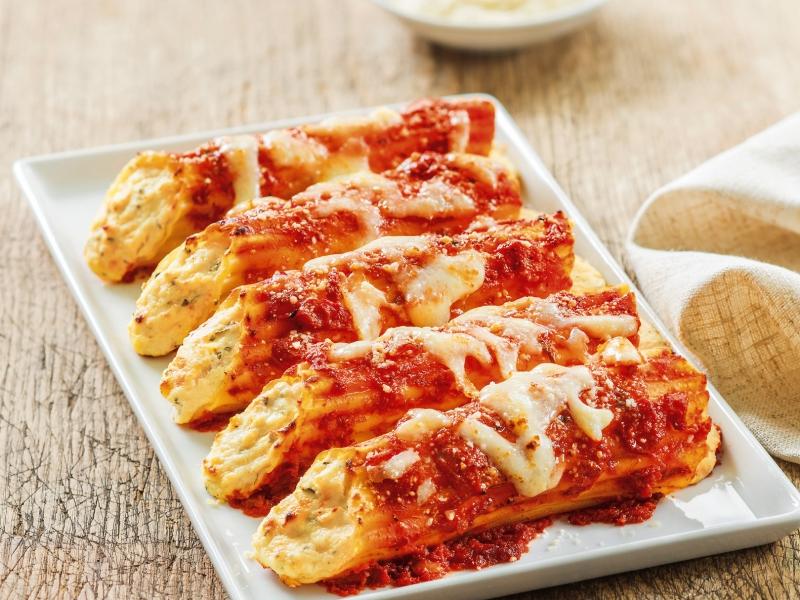 Manicotti Italiano - Galbani Cheese