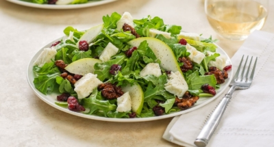 Pear and Arugula Salad - Galbani Cheese