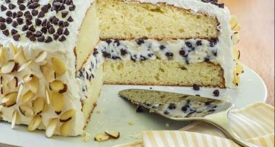 Cassata Cake - Galbani Cheese