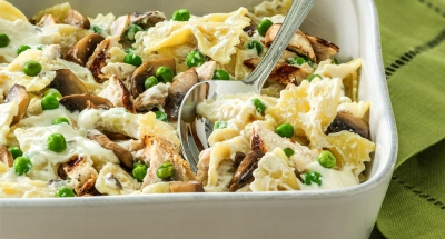 Ricotta Chicken Pasta Bake - Galbani Cheese
