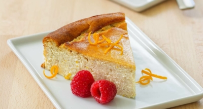 Tuscan Ricotta Cheesecake - Galbani Cheese