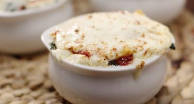 Easy-Bake Personal Lasagna - Galbani Cheese