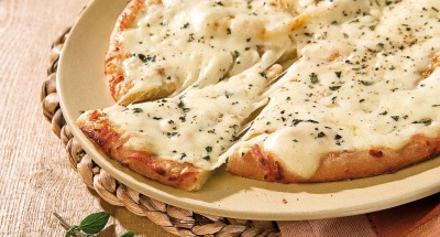 Fresh Mozzarella White Pizza - Galbani Cheese