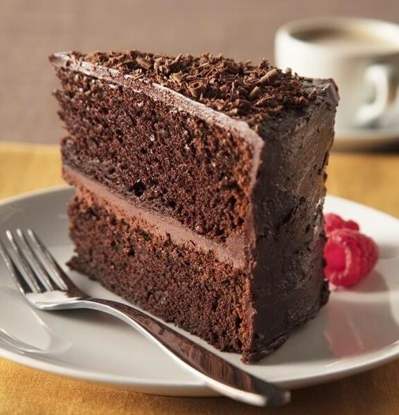 Best Chocolate Cake Ever - Galbani Cheese
