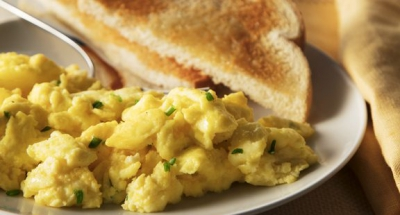 Ricotta Scrambled Eggs - Galbani Cheese