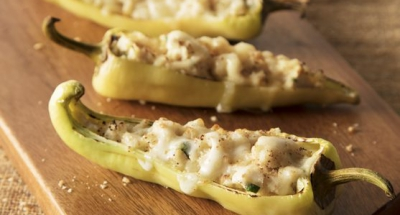 Ricotta Stuffed Hot Peppers - Galbani Cheese