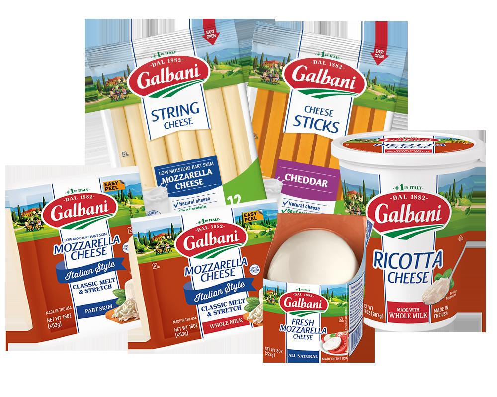 Classic Ricotta - Galbani Cheese