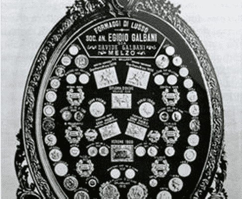 Award from the jury of the Paris Exposition of 1900