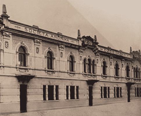 Former Galbani factory