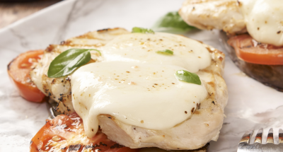 Chicken Eggplant Caprese - Galbani Cheese