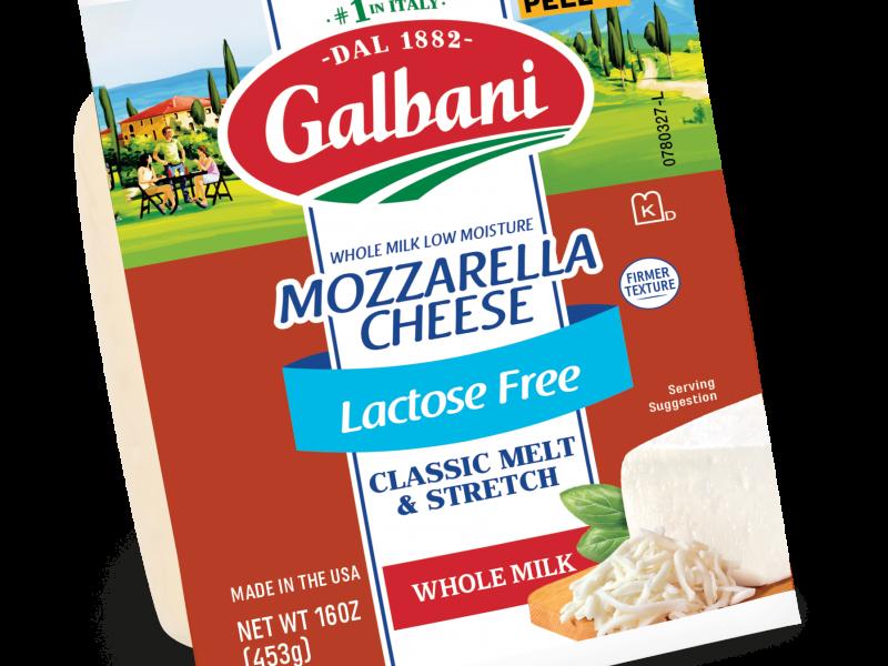 Lactose Free Mozzarella - Galbani Cheese